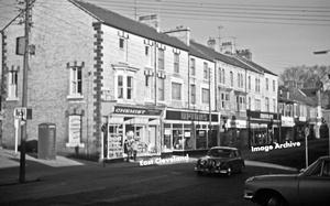Loftus Shops Circa 1967