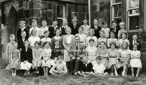 Class 1 Loftus Junior School 1956/7