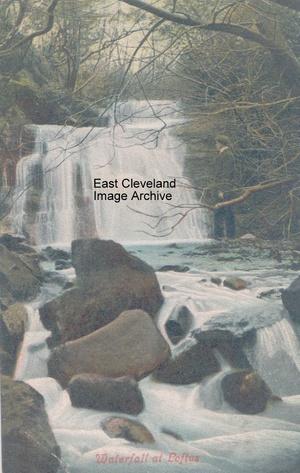 Waterfall - Loftus