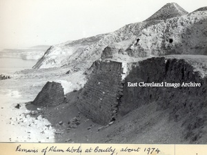 Boulby Alum Quarry