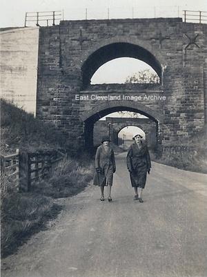 Claphow Lane 1940's
