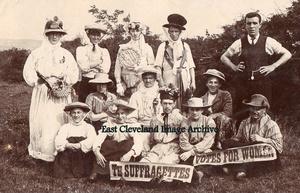 Suffragette's?