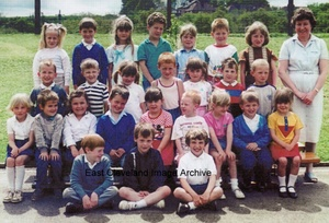 Harry Dack Infant School (Class 8 1989)