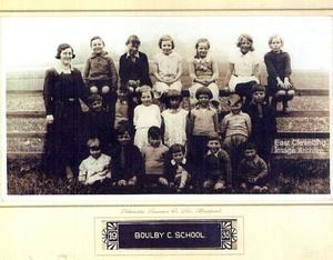 Boulby School 1935
