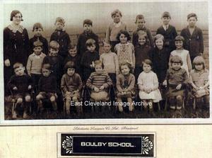 Boulby School 1936