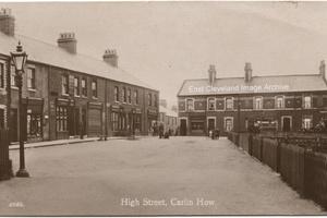 High Street Carlin How in 1927