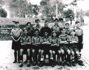 Stanghow Lane School - Football Team