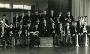 Loftus County Modern School Band 1964