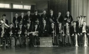 Loftus County Modern School Band 1964