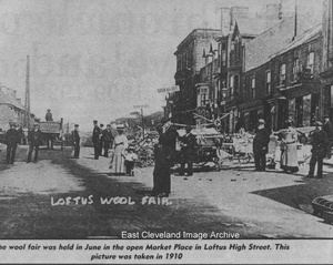 Loftus Wool Fair
