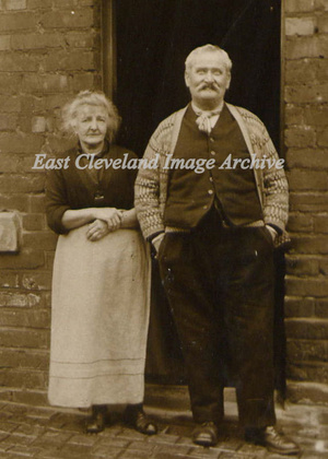 Robert and Lucy Glover