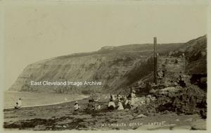 Hummersea Beach in 1906