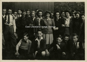 Loftus Youth Club - July 1946