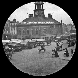 Stockton Market Hall c.1900