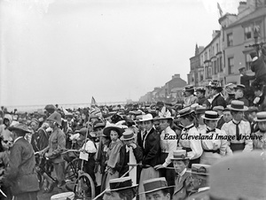 Redcar Promenade and Celebrations