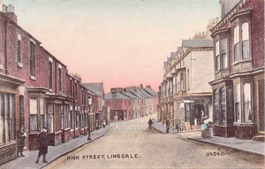 High Street Lingdale