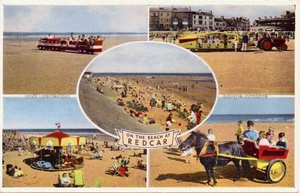 Redcar in Colour