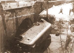 Bus Crash at Kilton Mill