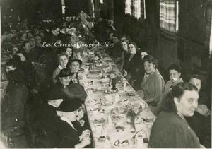 Loftus Women's Institute Dining in 1948