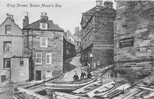 King Street Robin Hoods Bay