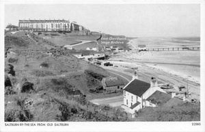 A view from Old Saltburn