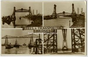 Tees and Transporter Bridges