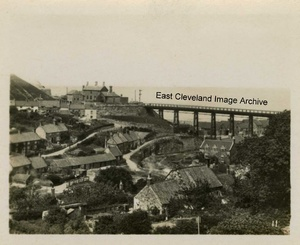 Sandsend (and the Railway Station)