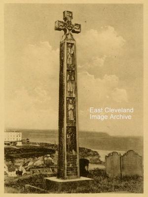 Whitby 2 - Caedmon's Cross