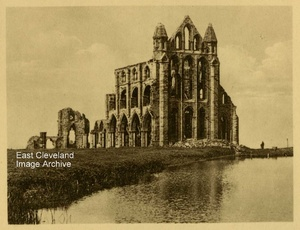 Whitby 7 - The Abbey