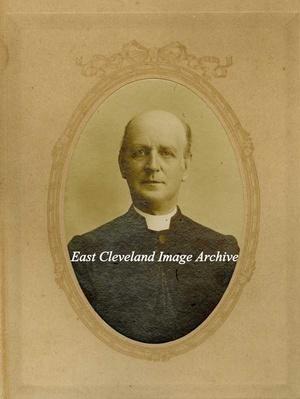 Rev Arthur Henry Cumming