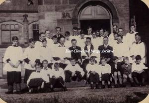 St Leonard's Choir 1932