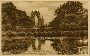 Guisborough Priory and Lake