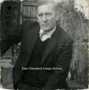 Unknown man - now identified as Norman Patton