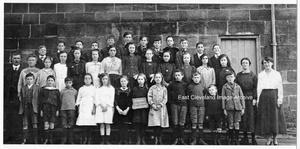 Hinderwell School 1920