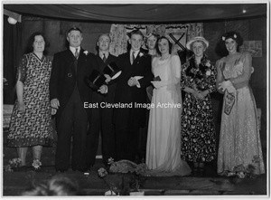 Loftus and District Arts Club Plays 1953