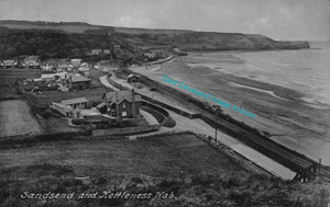 Sandsend and Kettleness Nab