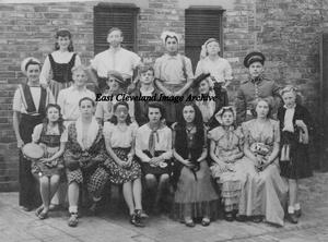 Loftus Youth Club 1950s