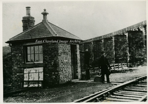 Zig Zag Railway Signalbox
