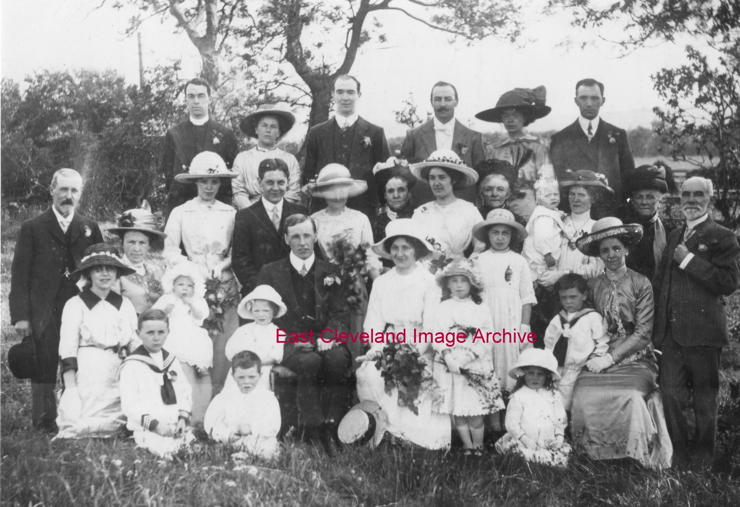 A family wedding 1913