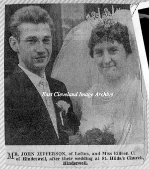 John and Eileen got married!