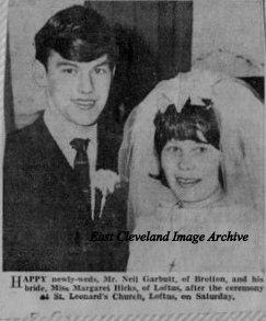 Mr & Mrs Neil Garbutt