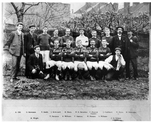 Guisborough Football Club 1905