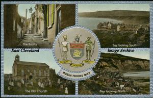 Views of Robin hoods Bay