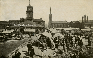 Middlesbrough Market Place