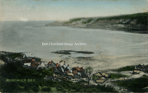Runswick Bay in 1905