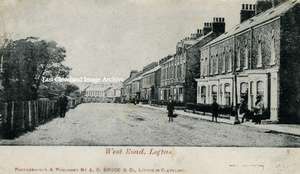 West Road Loftus 1904