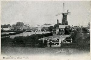 Hinderwell Windmill 1904