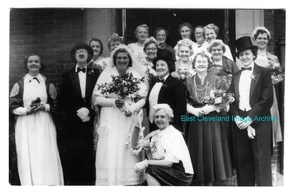Wedding at the Women's Institute Brotton