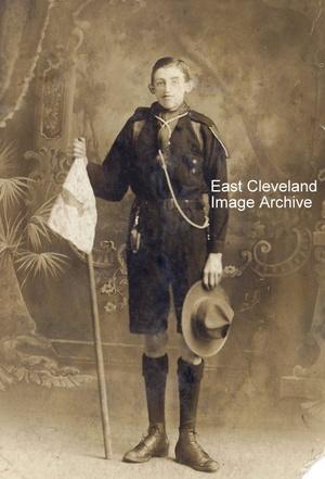 A 1910 Liverton Mines Scout