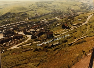 Skinningrove - a colourful view